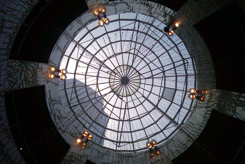 Belk Theater dome