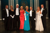 "(Denver, Colorado, June 11, 2011)<br /> The reception committee:  Paul and Amy Wissmann, Michael and Pamela O'Neal, Jamie and Alan Angelich, and Loretta and Rusty Kelce.  The Denver Ballet Guild presents The Forty-Third Annual Le Bal de Ballet, themed ""Fabergé 2011,"" at Ellie Caulkins Opera House and the Sheraton Denver Downtown Hotel in Denver, Colorado, on Saturday, June 11, 2011.<br /> STEVE PETERSON"