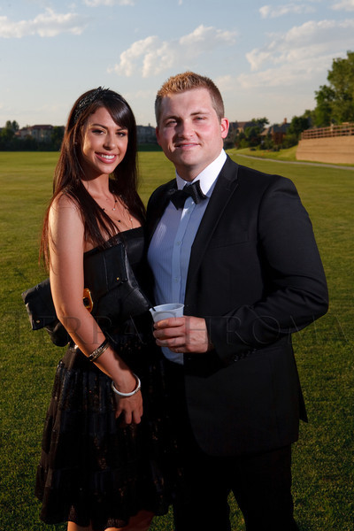 (Littleton, Colorado, June 24, 2011)<br /> Ashley Juge and Pete Jokisch.  The Del Frisco's - Sullivan's Black Tie Ball, benefitting Denver Active 20-30 Children's Foundation, at Polo Reserve Development in Littleton, Colorado, on Friday, June 24, 2011.<br /> STEVE PETERSON
