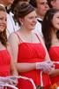 "(Central City, Colorado, June 25, 2011)<br /> Ashley Acheé.  The Central City Opera ""Yellow Rose Ball,"" presenting the 2011 Flower Girls, at the Central City Opera House in Central City, Colorado, on Saturday, June 25, 2011.<br /> STEVE PETERSON"