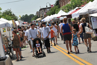 Downtown Days 2011, Saturday June 4th