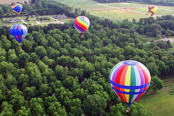 2011 Gulf Coast Hot Air Balloon Festival