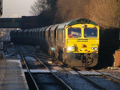 66614  0956/4R07 Doncaster-Immingham 21/01/11