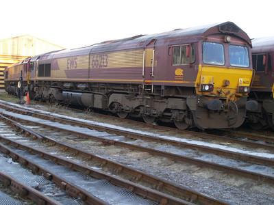 66213  Knottingley TMD 21/01/11