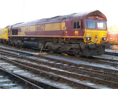 66027  Knottingley TMD 21/01/11