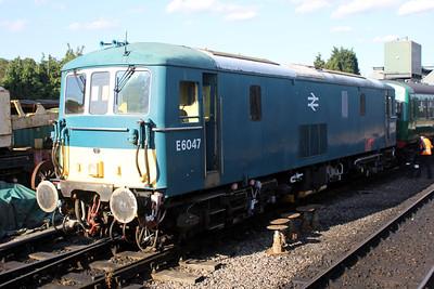 E6047 (73140) at Tunbridge Wells, Spa Valley Railway