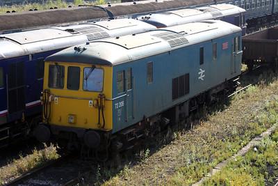73208 at Tonbridge Yard