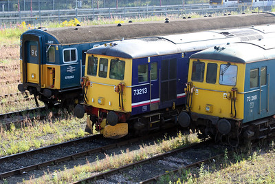4 VEP 3417_73213_73208 at Tonbridge Yard