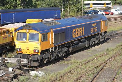 66702 at Tonbridge Yard