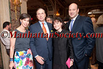 "Alice Tisch,Dean Robert I. Grossman, Lisa Pevaroff  Cohn, Gary Cohn attend  KiDS of NYU: ""Annual Springfling"" on Tuesday, May 10, 2011 at The Plaza Hotel, Fifth Avenue at Central Park South, New York City, NY   PHOTO CREDIT: Copyright ©Manhattan Society.com 2011"
