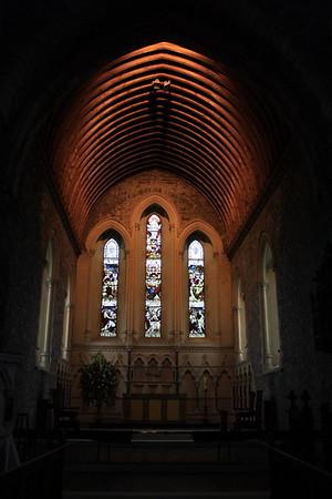 Kildare, St. Brigid & the High Crosses