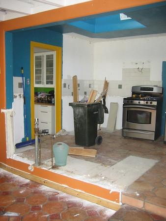 Kitchen Destruction