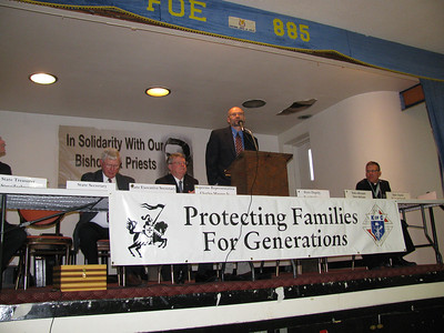 Knights of Columbus 2011 Convention