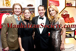 Eric Javits, Whitney Douglass, Christopher Spitzmiller, Margot Takian attend 'Celebrate the Neighborhood' to Benefit LENOX HILL NEIGHBORHOOD HOUSE co-hosted by Milly & The Associates Committee on Wednesday, November 30, 2011 at Milly Boutique, 900 Madison Avenue at 73rd Street, New York City, NY   PHOTO CREDIT: ©Manhattan Society.com 2011 by Christopher London