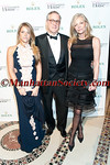 """Liz Edelman, Tom Edelman, and Ingrid Edelman attend Lenox Hill Neighborhood Houses' Spring Gala Celebration, """"You're the Top!"""" Honoring Elizabeth Rohaytn Sponsored by Rolex Watch U.S.A. on Wednesday, April 20, 2011 at Cipriani 42nd Street, New York City, NY  PHOTO CREDIT: Copyright ©Manhattan Society.com 2011 by Christopher London"""