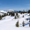 White slopes