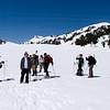 Standing on Lake Helen