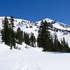 Toward Lassen Peak