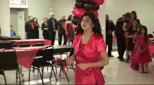 VIDEO - INTRODUCTIONS - GIFTS - COURT DANCE
