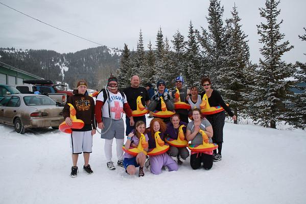 Pintler Polar Plunge 2011