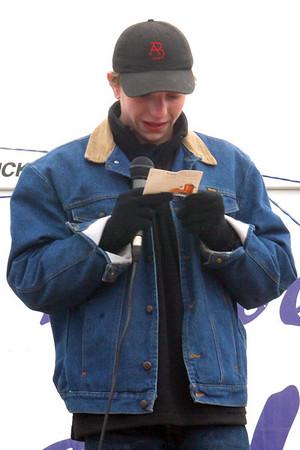 SubZero SuperHero Polar Plunge 2011