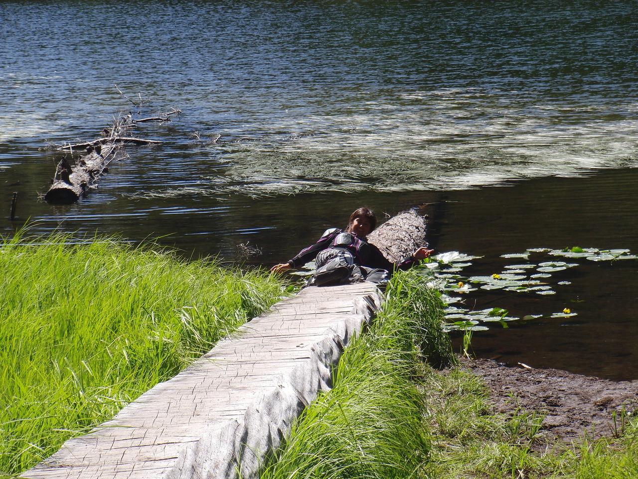 Antonella/Steamboat Lake