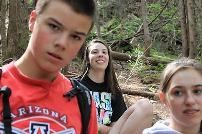 Life Teen Hike 2011