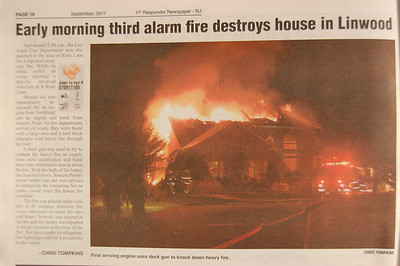 1st Responder Newspaper - September 2011