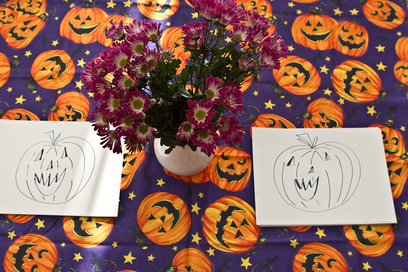 Local Favorite: 4Cats Art Studio Halloween