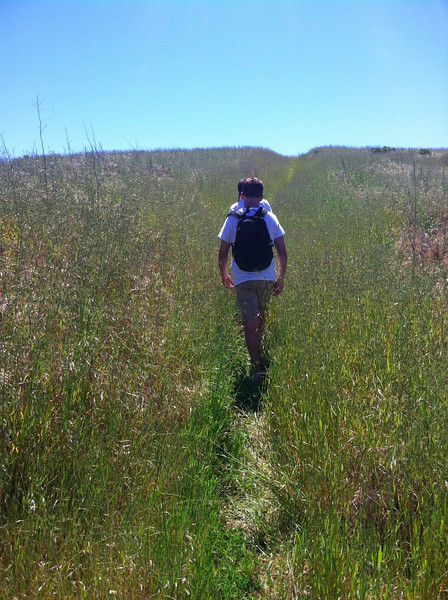 Hiking near Newport Beach