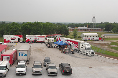 Lucas Oil Production's compound