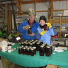 DOUG & PAM SHOW OFF A SMALL BATCH WE FINISHED