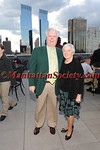"Mr. & Mrs. Pat Egan attend MARINE CORPS Drum & Bugle Corps -""The Commandant's Own"" - BBQ on Friday, July 1, 2011 at New York Athletic Club at 180 Central Park South, New York City  PHOTO CREDIT: ©Manhattan Society.com 2011"