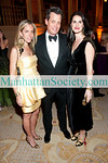 Nicole Hanley Mellon, Matthew Mellon, Annabella Murphy attend THE WINTER BALL Hosted by The Director's Council of THE MUSEUM OF THE CITY OF NEW YORK on Thursday, February 24, 2011 at The Plaza Hotel, Fifth Avenue at Central Park South, New York, NY 10019 (PHOTO CREDIT: ©Manhattan Society.com 2011)