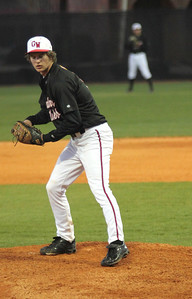 Brandon Boling in his start against St. John's.