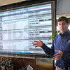 Here's how: Auctioneer Kurt Aumann explains the workings of the online auction that will be used to sell the Sycamore Hills Golf Club and its contents.