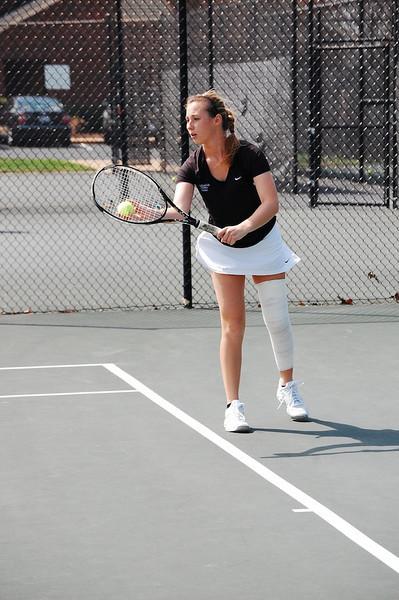 GWU Women and Men's Tennis face off against Ashville