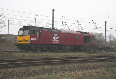 60040 Warrington Arpley 29/03/11 deputising for 08879