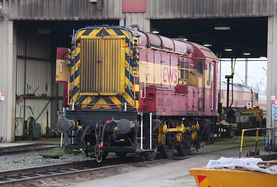 08879 Warrington Arpley 28/03/11 waiting for repairs