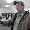 Tribune-Star/Rachel Keyes<br /> Marsh Madness: Brad Feaster gives a detailed description of the events that will take place at Marsh Madness held this weekend in Linton.
