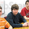 Jets: South Jets members from left are Andrew Keiser, Nicholas Posey and Samuel Throne.