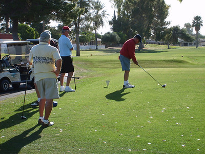 March 27, 2011 Golf Tournment
