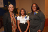 "(Denver, Colorado, March 26, 2011)<br /> Honorees:  Jacqueline Benton, Salina Trahan, and Bianka Emerson.  ""2011 Living Portraits of African-American Women,"" presented by the National Council of Negro Women, Inc., Denver Chapter, and the Blair-Caldwell African-American Research Library, at Denver Public Library system's Central Library in Denver, Colorado, on Saturday, March 26, 2011.<br /> STEVE PETERSON"