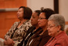 "(Denver, Colorado, March 26, 2011)<br /> Members of the audience.  ""2011 Living Portraits of African-American Women,"" presented by the National Council of Negro Women, Inc., Denver Chapter, and the Blair-Caldwell African-American Research Library, at Denver Public Library system's Central Library in Denver, Colorado, on Saturday, March 26, 2011.<br /> STEVE PETERSON"
