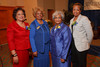 "(Denver, Colorado, March 26, 2011)<br /> Honorees:  Stephanie O'Malley, Gladys Brown Jones, Dr. Wanda Beauman, and Leslie Juniel.  ""2011 Living Portraits of African-American Women,"" presented by the National Council of Negro Women, Inc., Denver Chapter, and the Blair-Caldwell African-American Research Library, at Denver Public Library system's Central Library in Denver, Colorado, on Saturday, March 26, 2011.<br /> STEVE PETERSON"