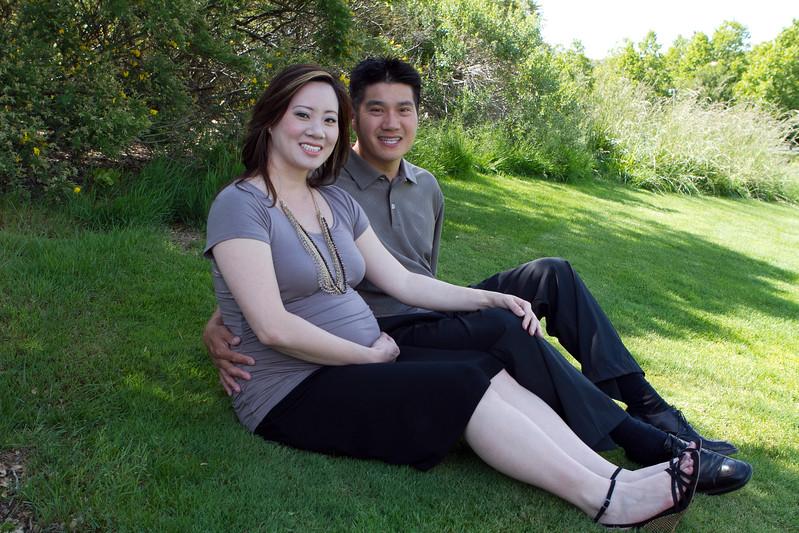 Maternity: Francise & Stephen
