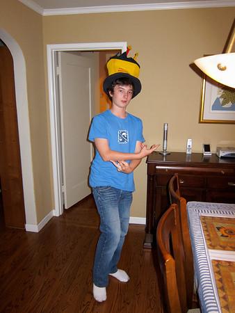 Matthew's 15th Birthday