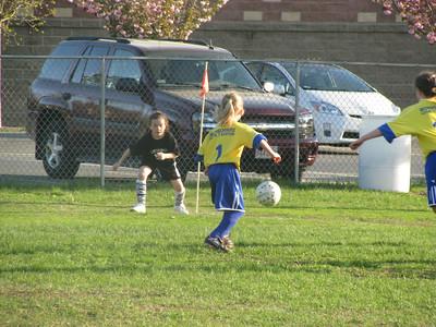 May 12-15 - Hailey Soccer/Quinn T-Ball