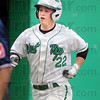 Home run: West Vigo's #22, Scott West scores after hitting a home run during Thursday's game against the Clay City Eels.