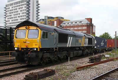 66303 Basingstoke 23/05/11 4M55 Southampton to Lawley Street